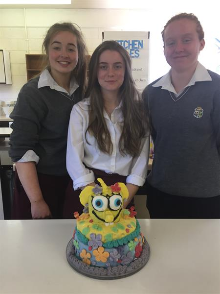 Transition Year Bake Off