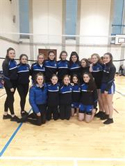 Volleyballers Reach All Ireland Finals