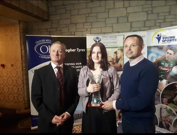 Student Wins Mayo Sports Star Award
