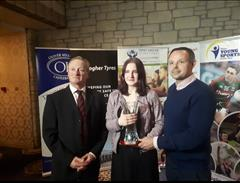 Student Wins Mayo Sports Star Award